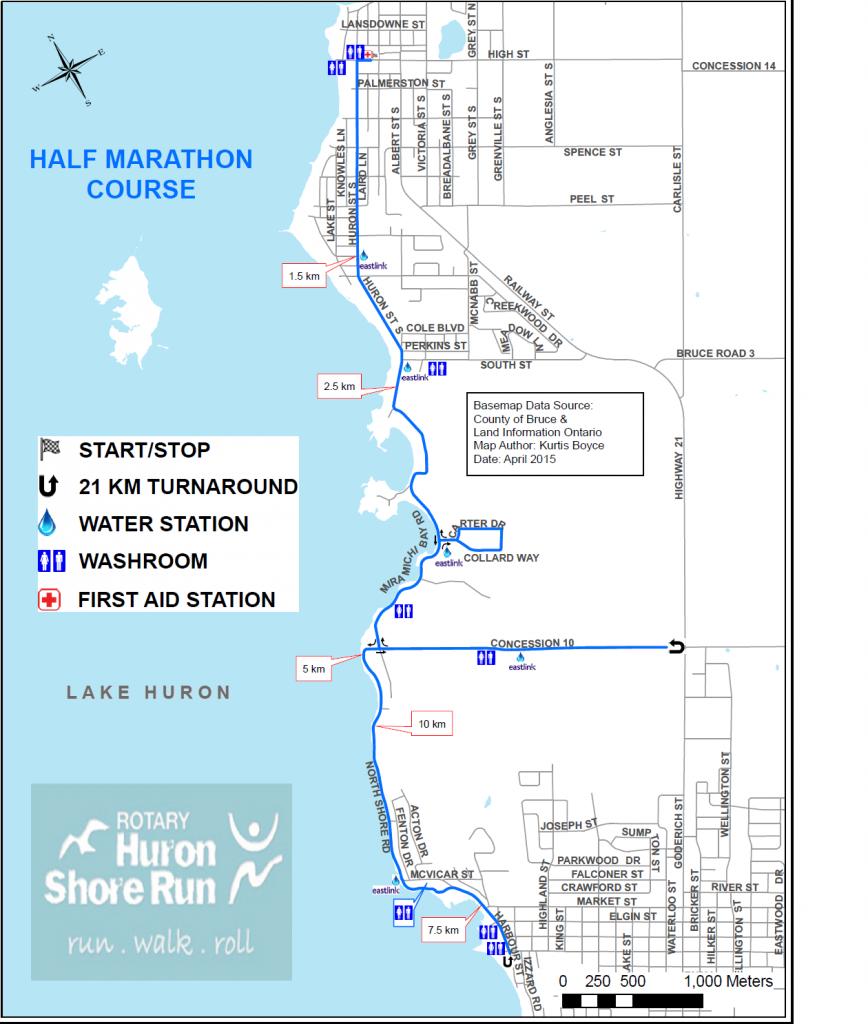 Rotary Run Half Marathon