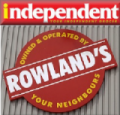 Rowlands Independent Logo